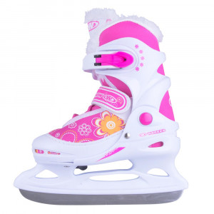 Childrens Ice Skates WORKER Izabely Pro – with Fur
