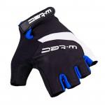Cycling Gloves W-TEC Jaynee AMC-1031-13 - Black-Blue