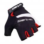 Cycling Gloves W-TEC Jaynee AMC-1031-13 - Black-Red