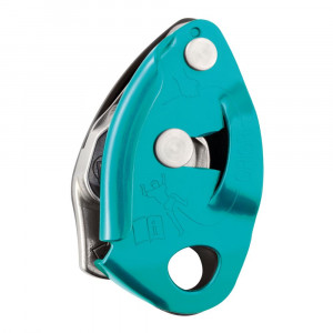 Auto-locking ladder-insurer PETZL Grigri  2