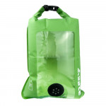 Waterproof bag with window and valve YATE - L, 15 lt