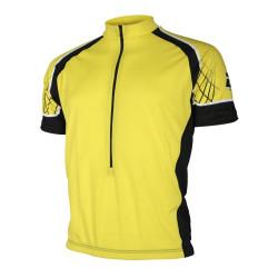 Sports T-shirt  LASTING DTU, Yellow