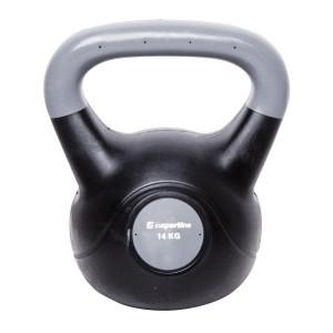 Dumbbell inSPORTline Vin-Bell Dark 14kg