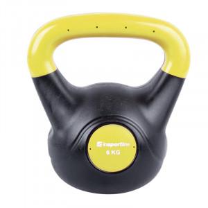 Dumbbell inSPORTline Vin-Bell Dark 6kg