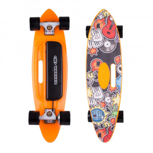Electric Longboard WORKER Smuthrider