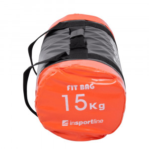 Exercise bag with grips inSPORTline15 kg
