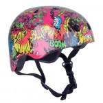 Freestyle Helmet for children WORKER Komik, Red