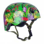 Freestyle Helmet for children WORKER Komik, Green