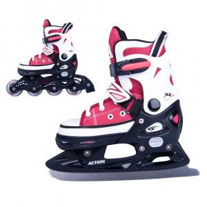 Girls Skates 2in1 Action Gondo
