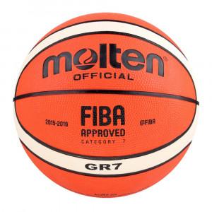 Basketball ball MOLTEN BGR7-OI, FIBA