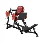 Leg Press Machine Steelflex PlateLoad Line PLDP