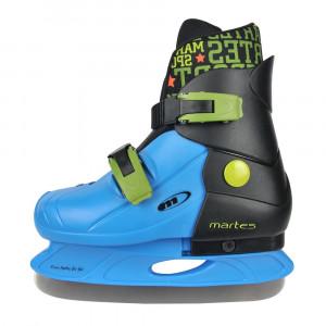 Childrens ice skates MARTES, Blue