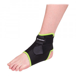 inSPORTline magnetic bamboo ankle support