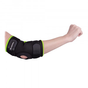 inSPORTline magnetic bamboo elbow support