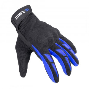Moto Gloves W-TEC GS-9044, Blue