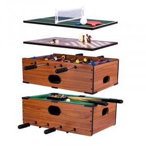 Multi Game Table WORKER Mini 5-in-1
