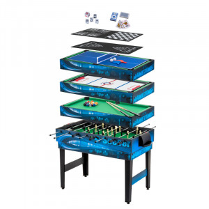 Multi game table WORKER 10 in 1