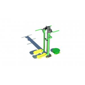 Combined outdoor fitness equipment II