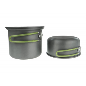 Aluminium cookware set PINGUIN Solo Alu