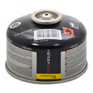 Gas bottle PROVIDUS+ 100 gr