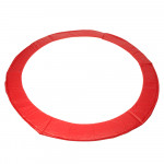The cover springs trampoline inSPORTline 430 cm, Red