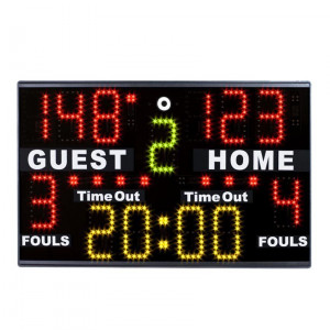 Electronic scoreboard for different sports Favero PS-M