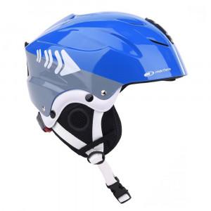 Ski helmet for children MARTES Tirolli Jr, Blue