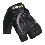 Women cycling gloves W-TEC Dusky