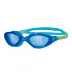 ZOGGS Panorama Junior Swimming Goggles, Blue