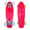 Mini Pennyboard WORKER Pico 17, Red