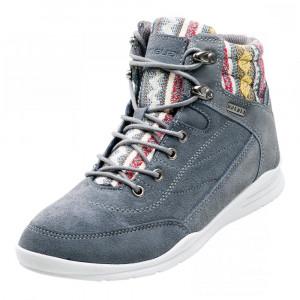 Womens outdoor shoes IGUANA Amilia Mid W, Grey