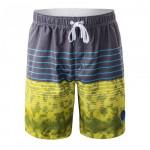 Mens shorts AQUAWAVE Campis, Green/Gray