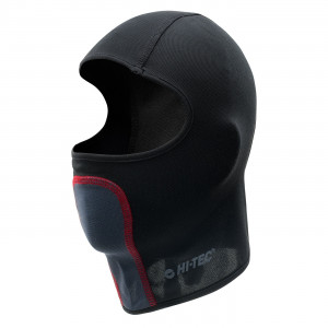 Motorcycle face mask HI-TEC Kartala JR, Black