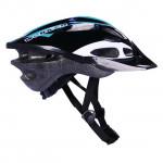 Bike helmet WORKER Gladiator, Blue