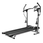 Magnetic treadmill inSPORTline Excel Run