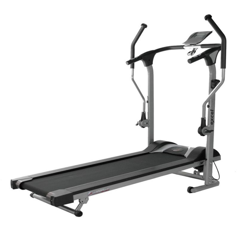 Magnetic treadmill inSPORTline Excel Run