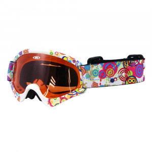 Ski goggles WORKER Miller, Graphic