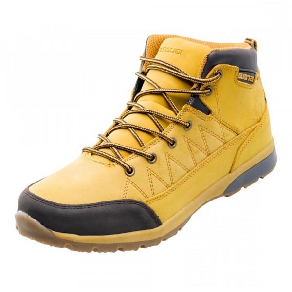 Mens outdoor shoes IGUANA Colima Mid Camel