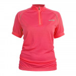 Cycling T-shirt HI-TEC Lady Finna, Coral