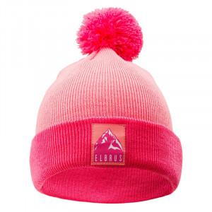 Womens winter hat ELBRUS Takumi Wo s, Pink