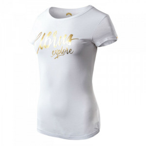 Womens T-shirt ELBRUS Abrada, White