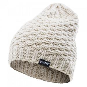 Womens Winter hat HI-TEC Lady Kluane, Ivory