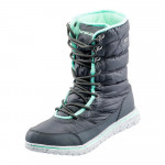 Womens winter boots IGUANA Waiolen Mid W, Grey