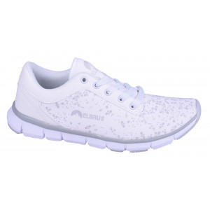 Running Trainers ELBRUS Laila Wos, White