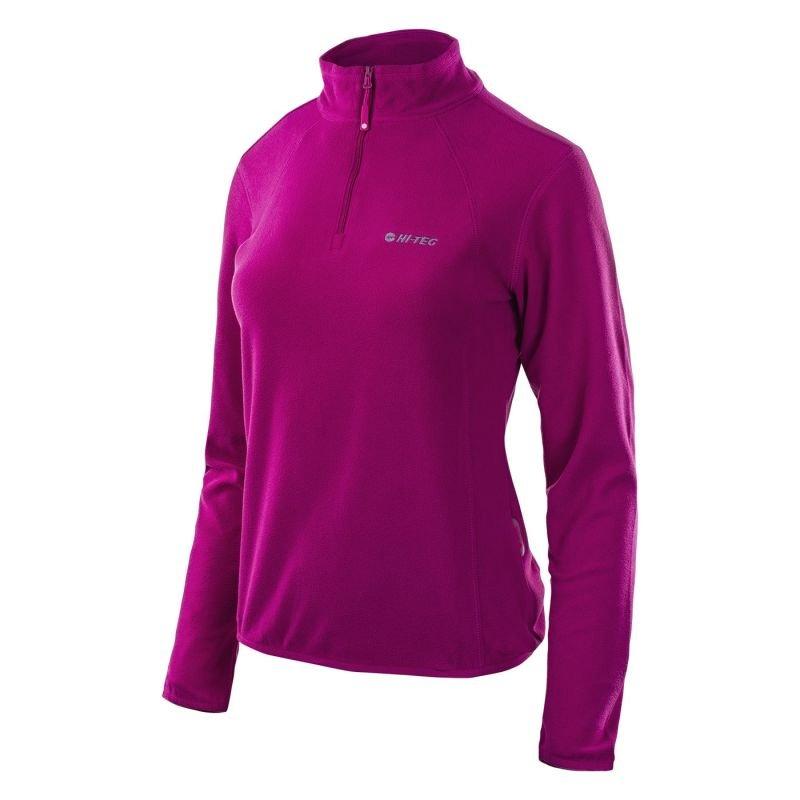 gorące nowe produkty różne style najtańszy Womens fleece blouse HI-TEC Damer, Festival fuchsia