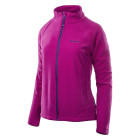 Women's HI-TEC polar jacket Lady Henan, Cyclam
