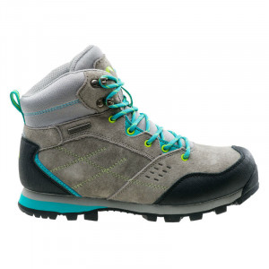 Womens Outdoor Shoes ELBRUS Condis Mid WP, Grey