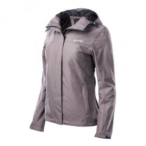 Outdoor jacket HI-TEC Lady Desna, gray