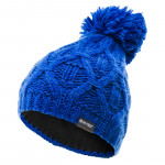 Winter hat HI-TEC Bell Jr, Blue