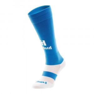 Junior football socks HUARI Beat Jr, Tile blue